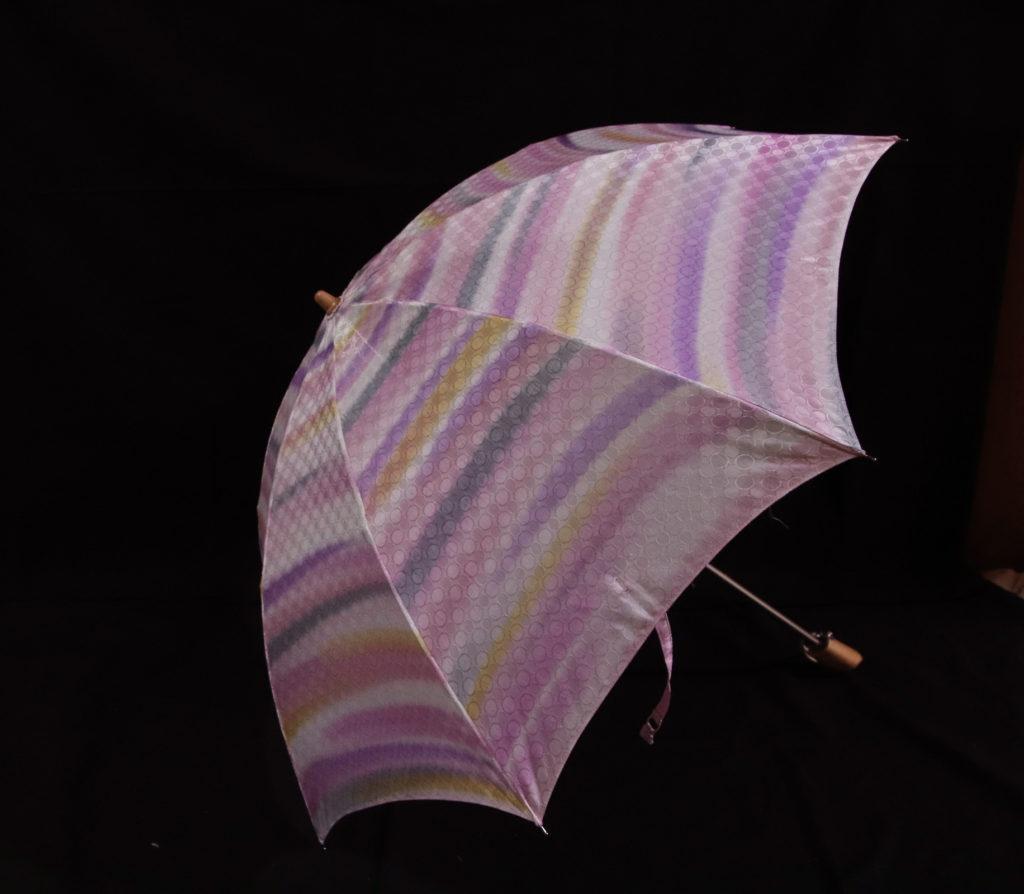 日傘 着物用 手染め 風彩染 京都 ドレス用 普段用